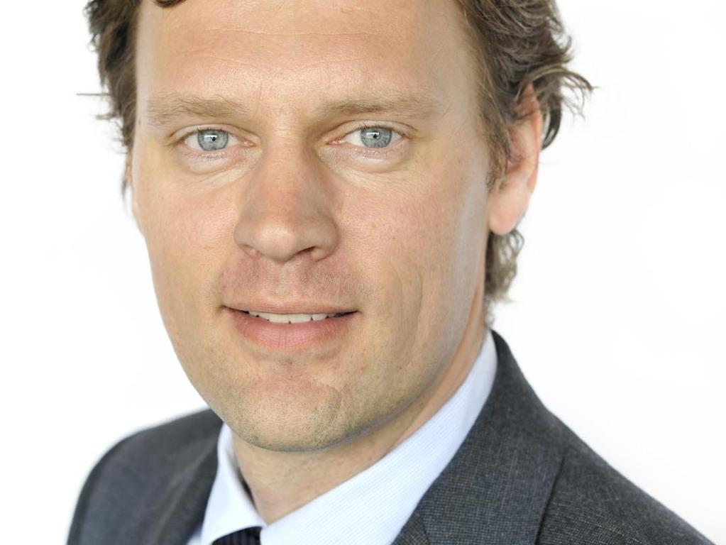 JW van den Bos